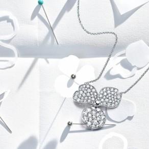 Tiffany Paper Flowers circa 2018
